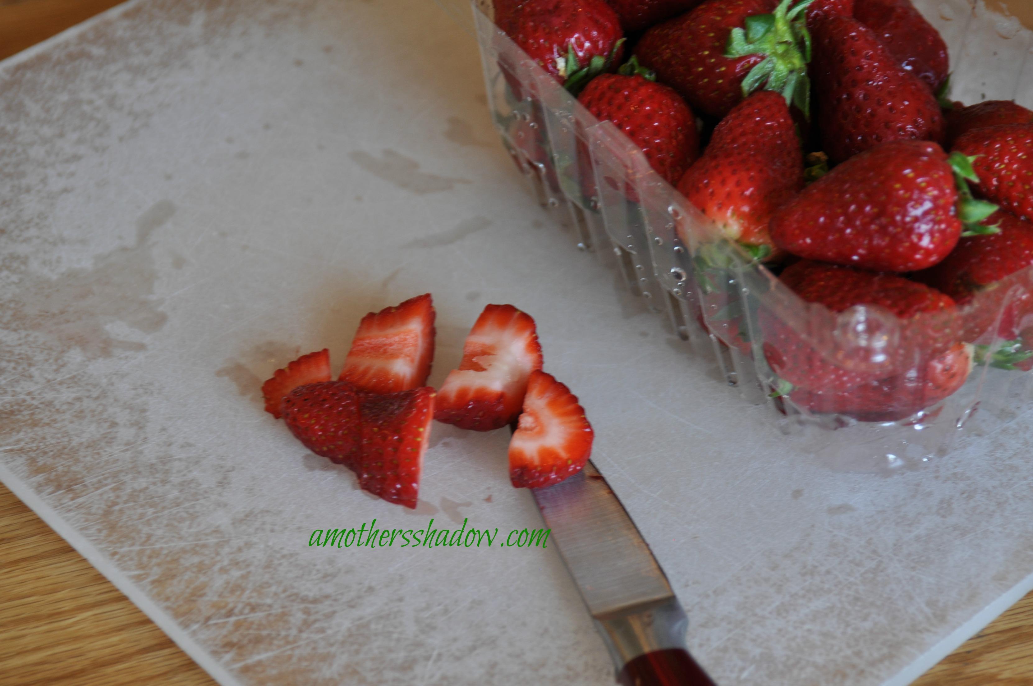 Strawberry Freezer Jam 2