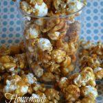 Copycat Cracker Jack Popcorn