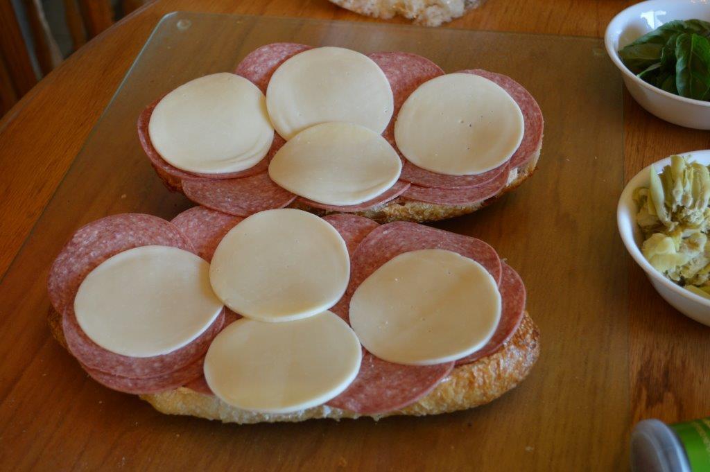 Brick Sandwich 7