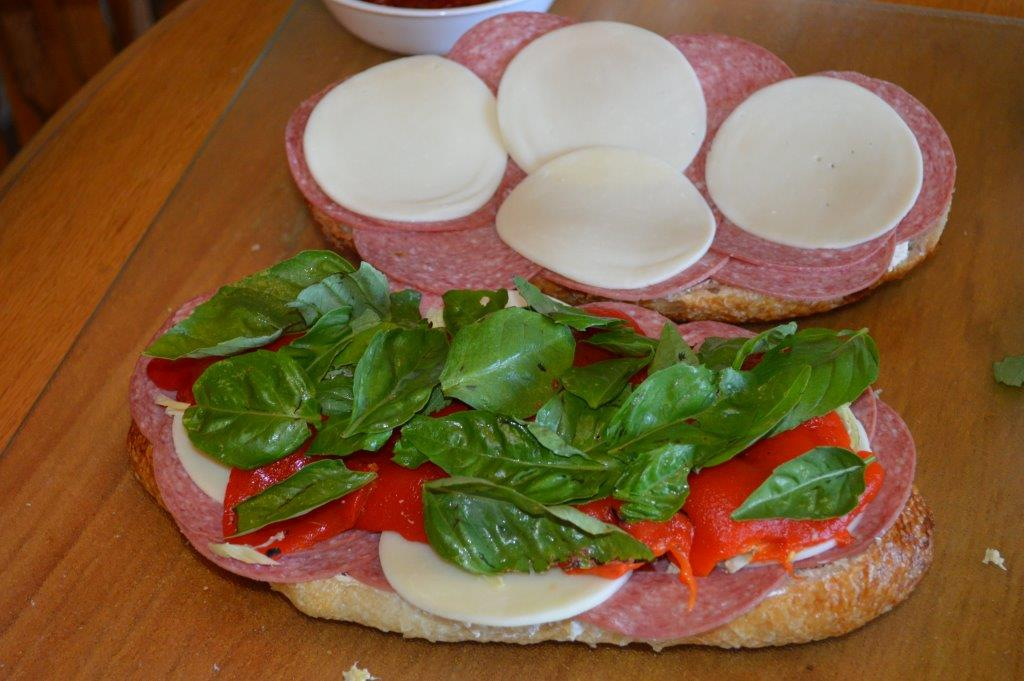 Brick Sandwich 10