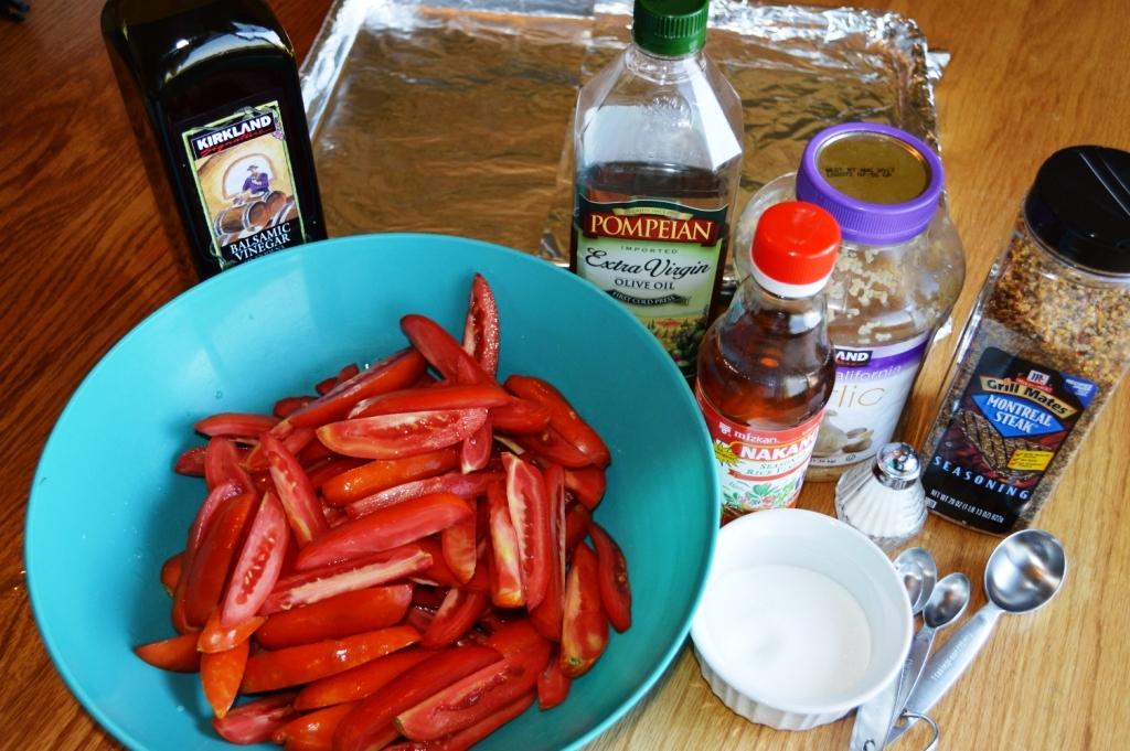 Sun Dried Tomatoes 1