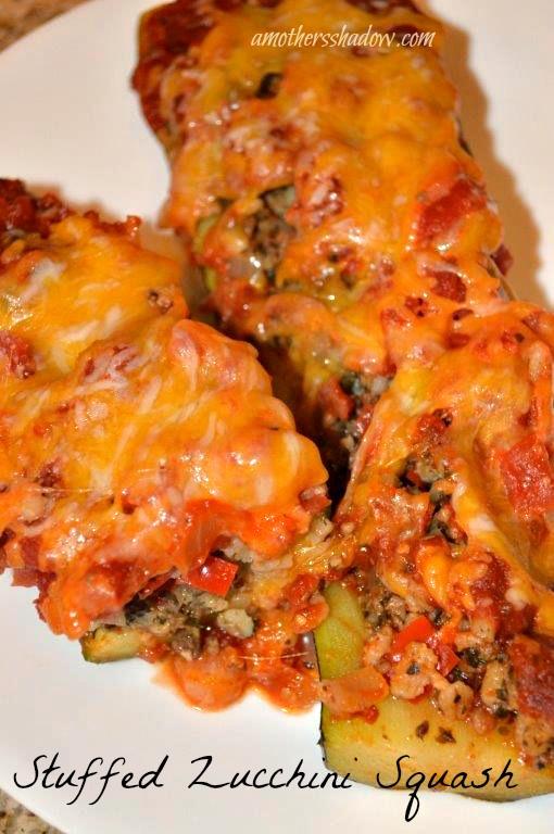 Stuffed Zucchini 10