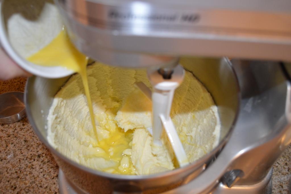 corn bread cake