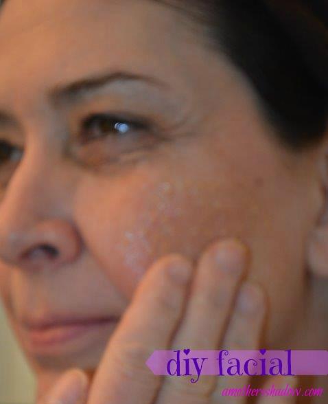 DIY Facial