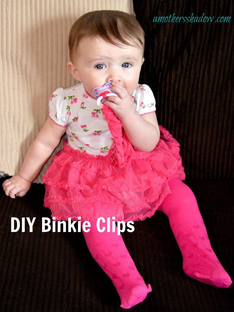 Baby Binkie Clip
