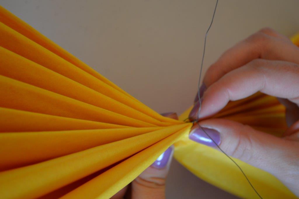 Tissue Poms 6