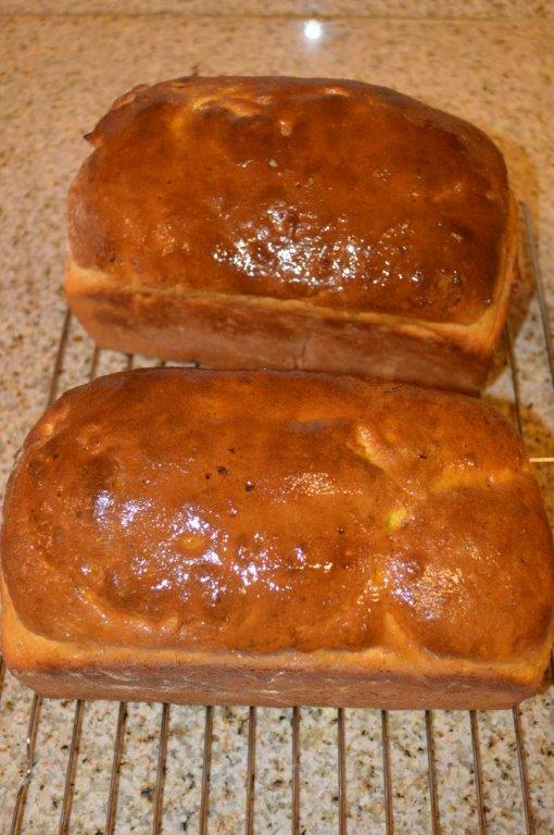 Tomato Basil Bread 14
