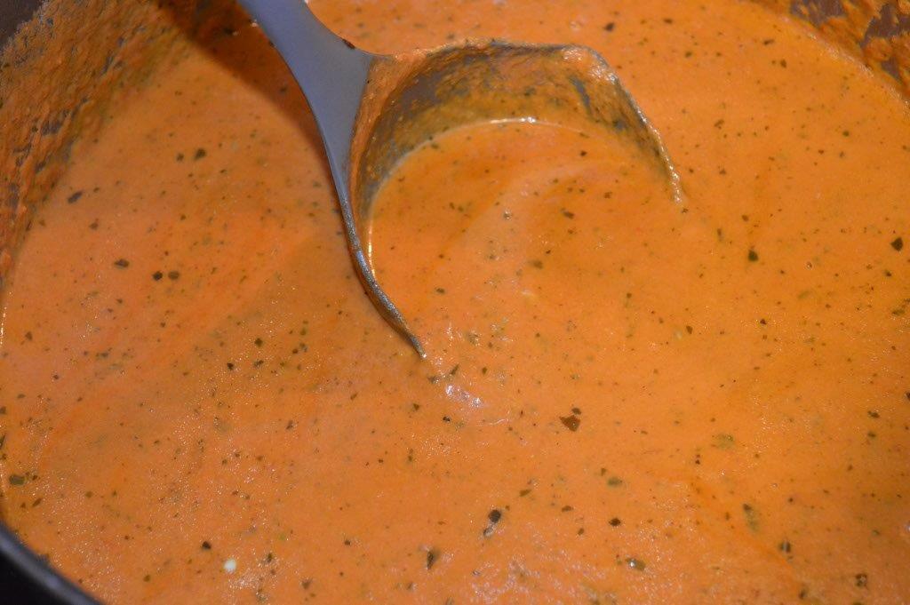 Tomato Basil Soup 5