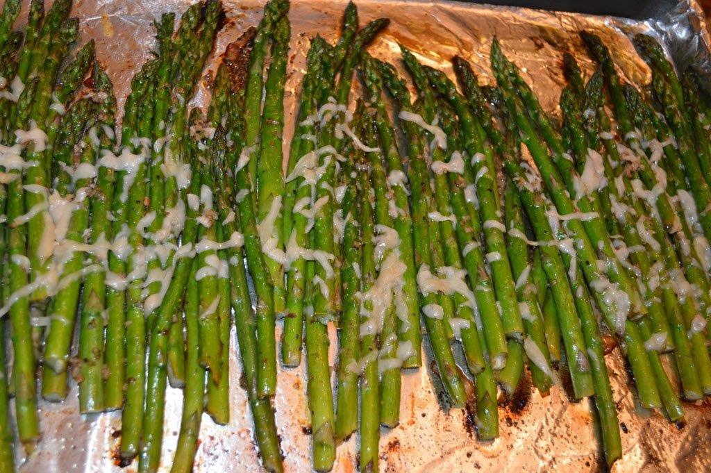 Oven Roasted Asparagus 3