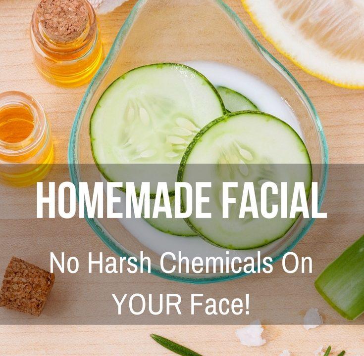 Better Skin DIY Facial