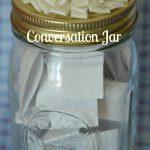 Dinner Conversation Jar