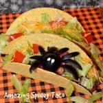 Amazing Spidey Tacos