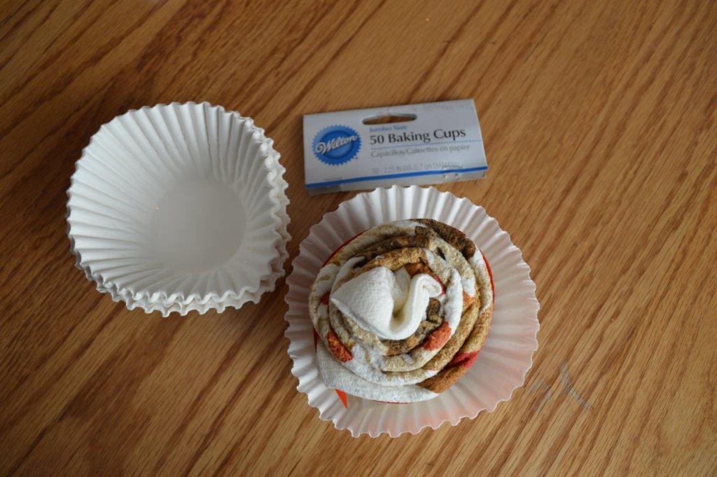 Sweet Towel Cupcake 10