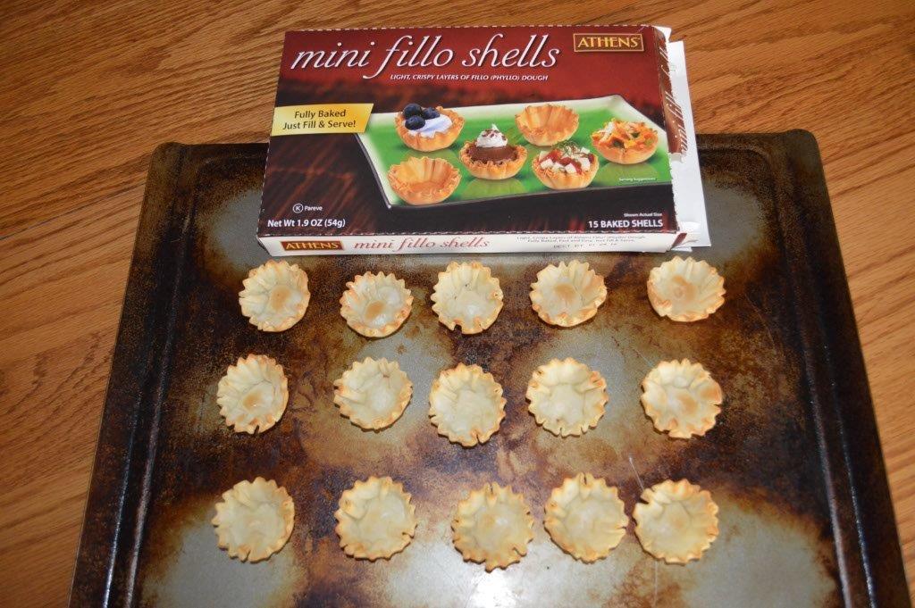 Guilt Free Intense Chocolate Tartlets 1