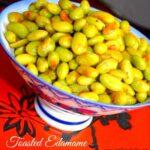 Toasted Flavorful Edamame