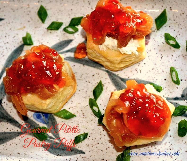 Petite Gourmet Pastry Puffs