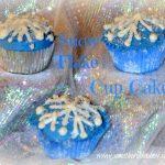 Unique Snowflake Cupcake