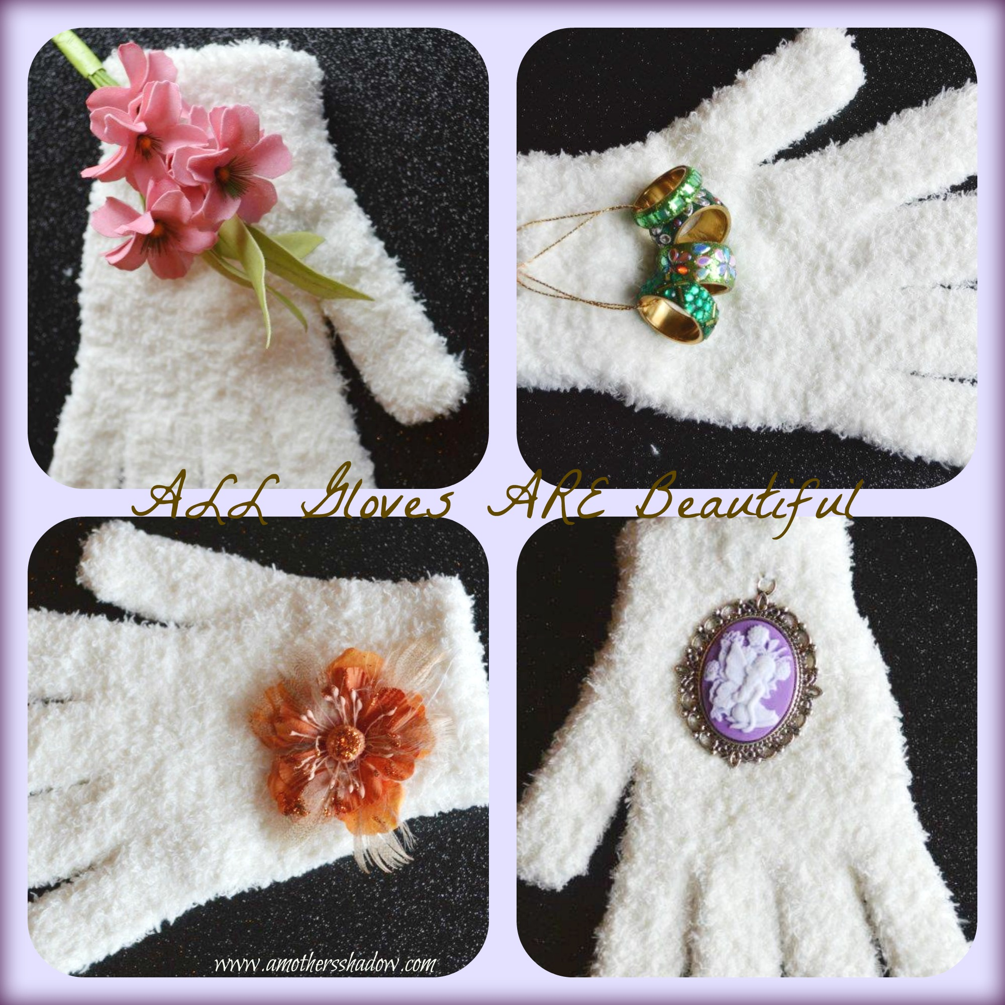 Glove Collage