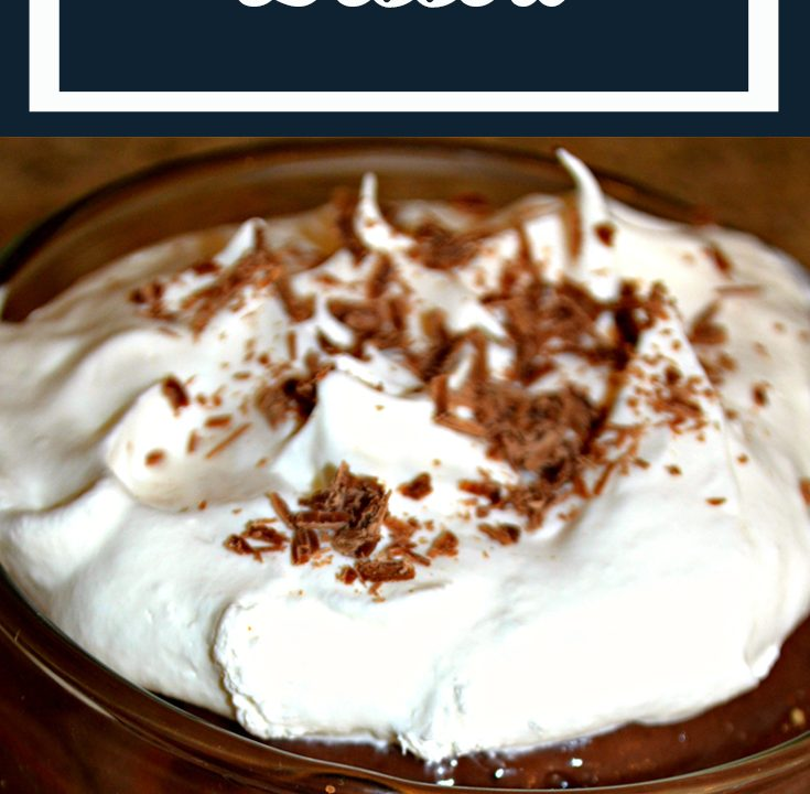 Layered Chocolate Divine Dessert