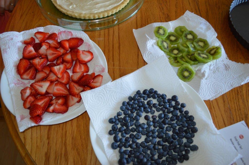 Tart with Fresh Fruit 18