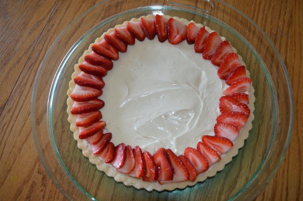 Tart with Fresh Fruit 20