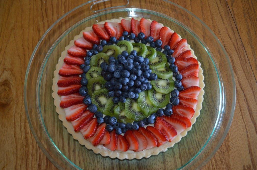 Tart with Fresh Fruit 21