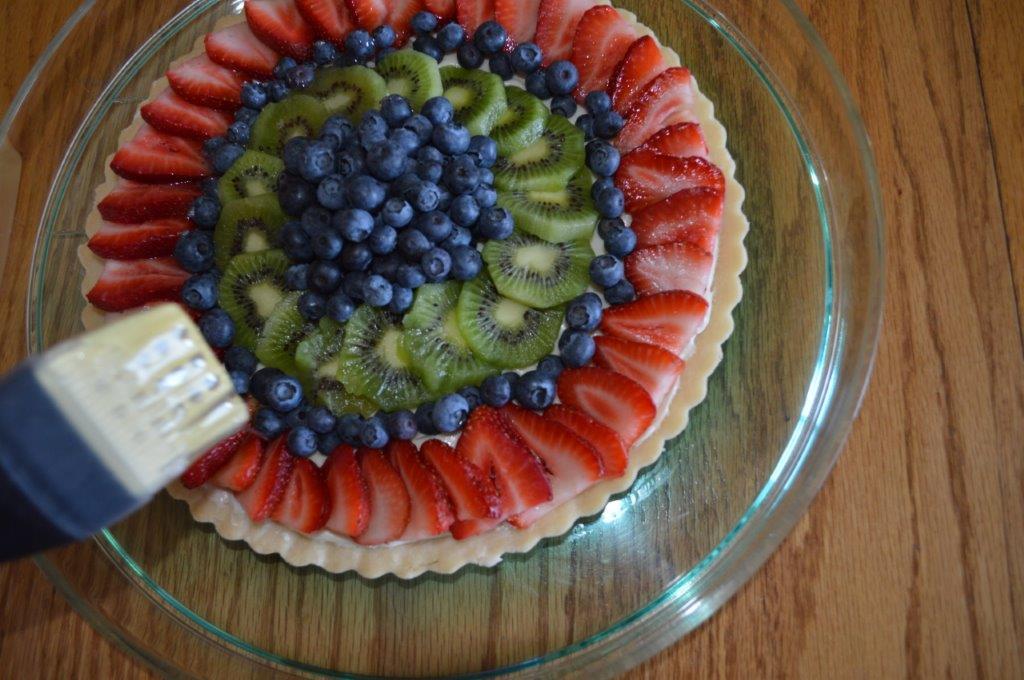 Tart with Fresh Fruit 23