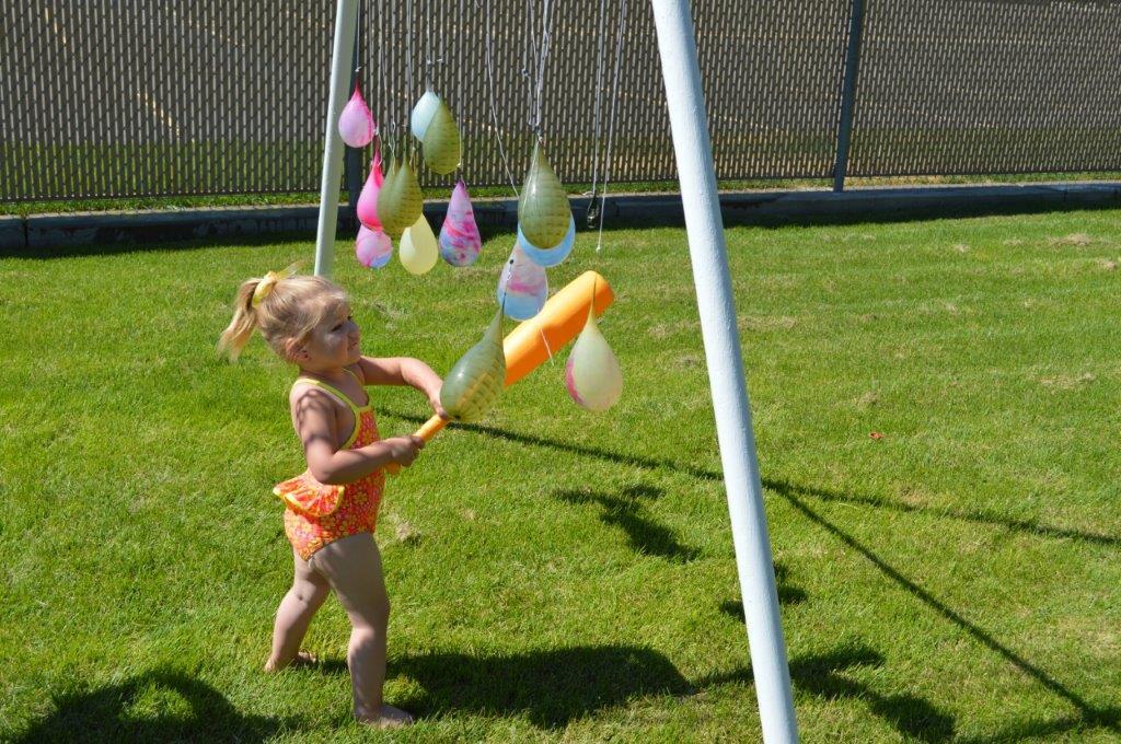Water Balloon Battle