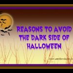 WHY Avoid the DARK Side!