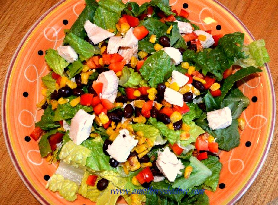 Fiesta Chopped Salad 6