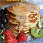 Homemade Grandma's Pancakes