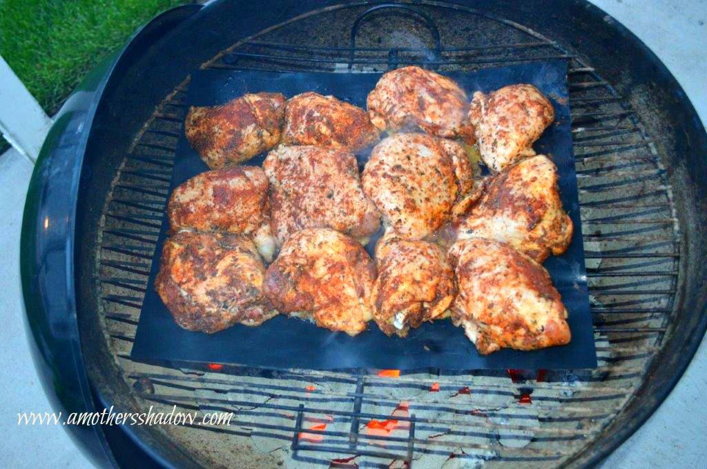 BBQ Chicken & Homemade Dry Rub