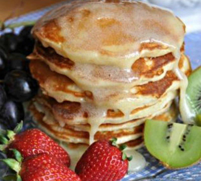 Grandma's Homemade Pancakes