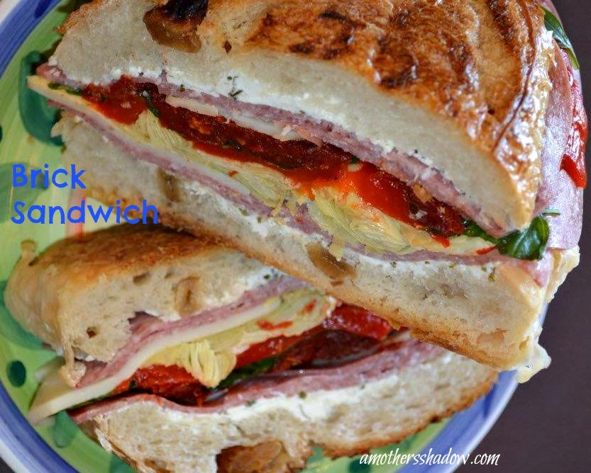 Brick Sandwich 25