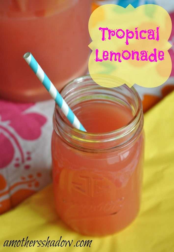 tropical lemonade