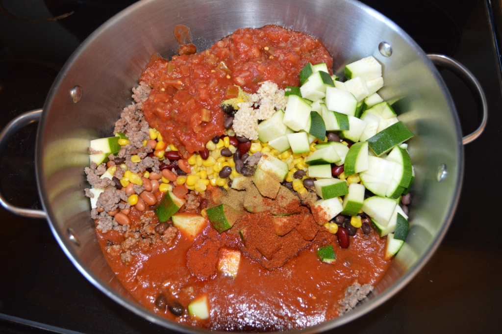 Mexican Style Chili 1