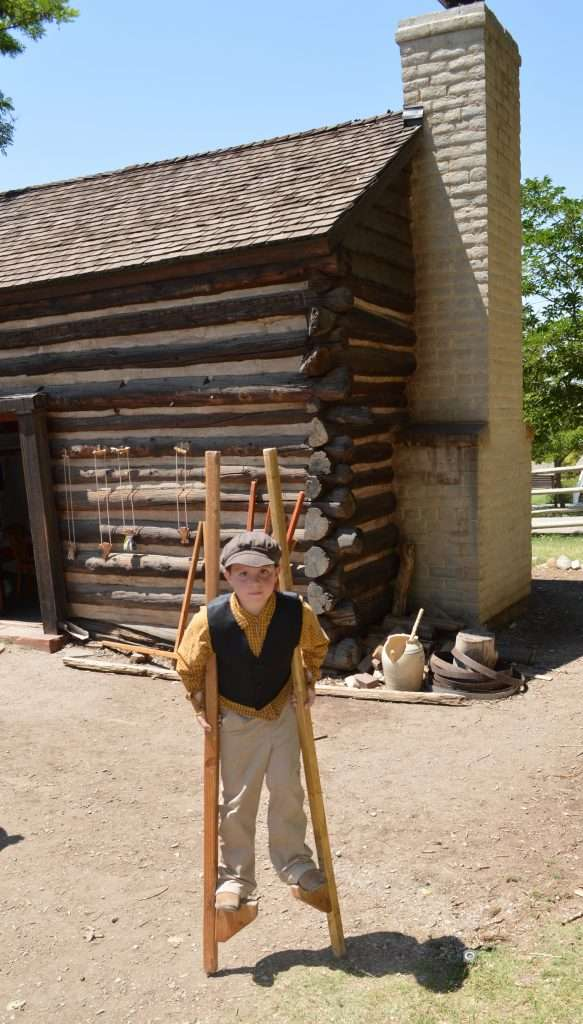 What did Pioneer Children & Adults do for entertainment?