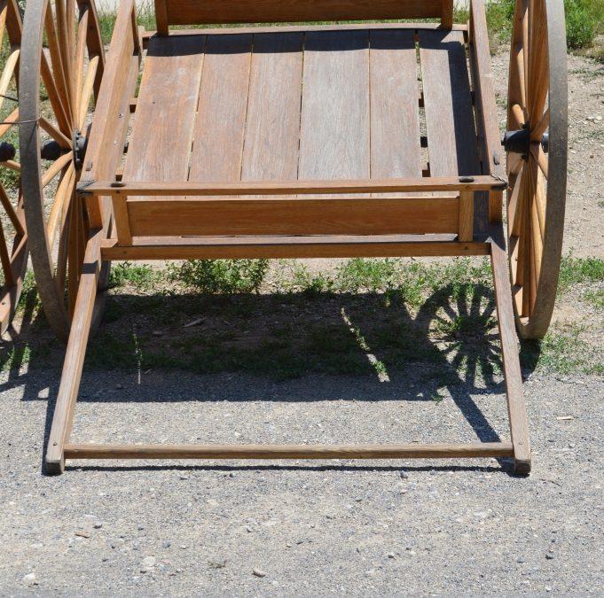 Pioneer Handcart