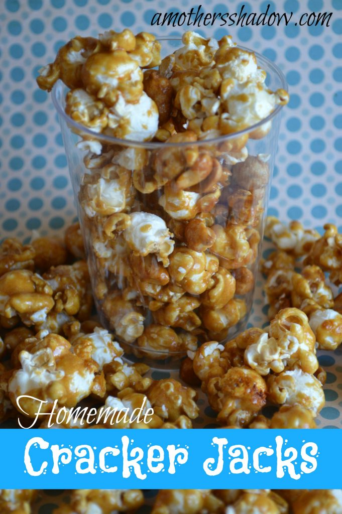 copycat crackerjack popcorn