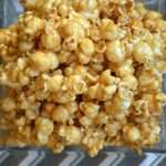 Soft and Creamy Caramel Corn
