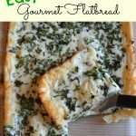 Delicious Gourmet Flat Bread so easy to make