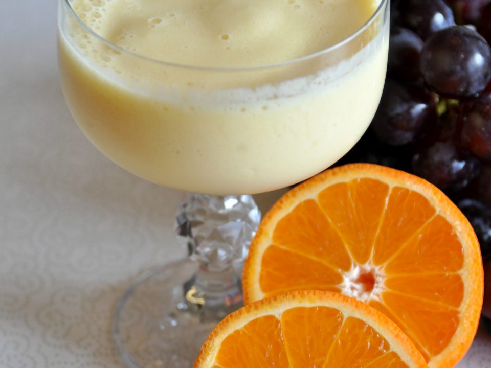 Make it yourself Orange Julius