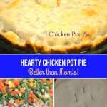Hearty Homemade Chicken Pot Pie