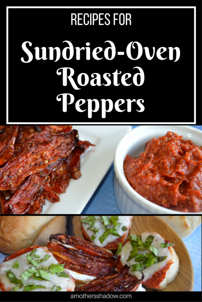 Sundried Oven Roasted Tomatoes