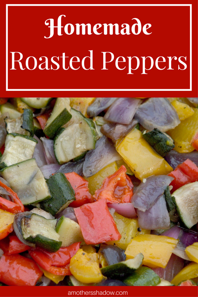 Homemade Roasted Bell Peppers