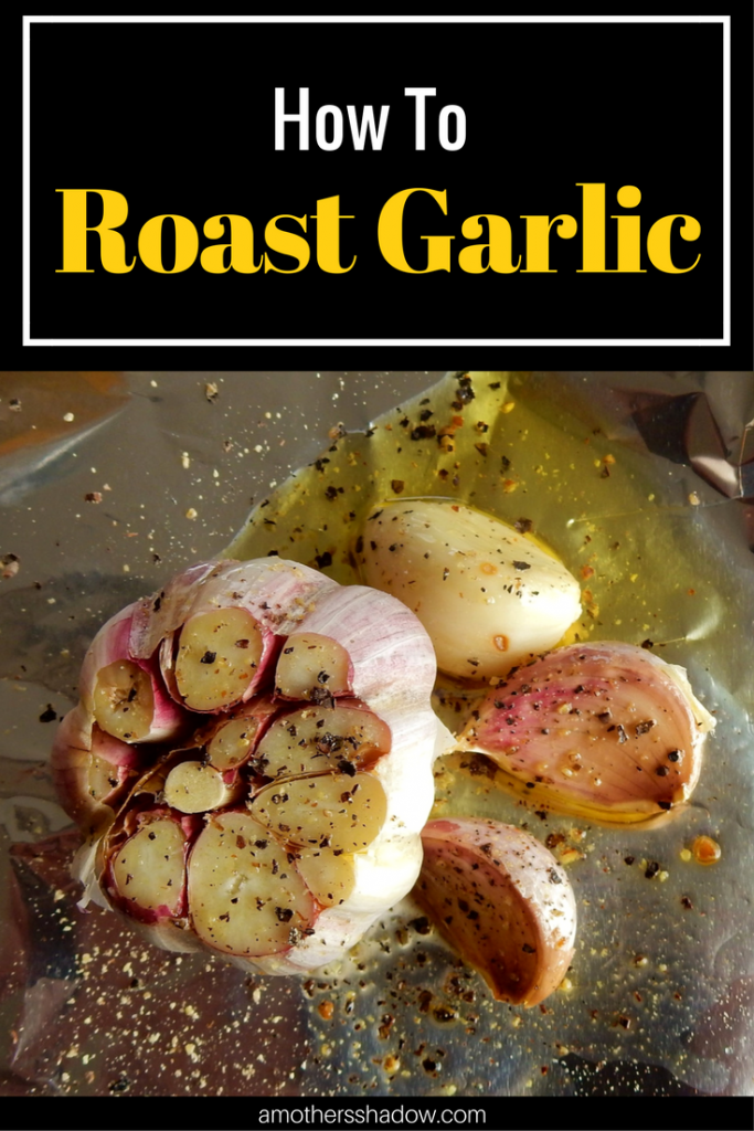 How to Roast Garlic at Home