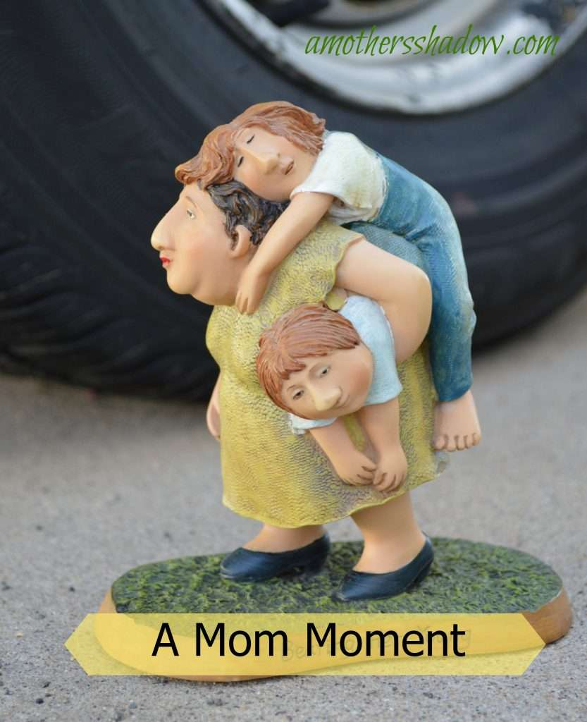 Mom Moment