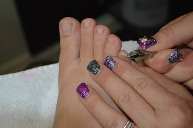 DIY Pedicure 8