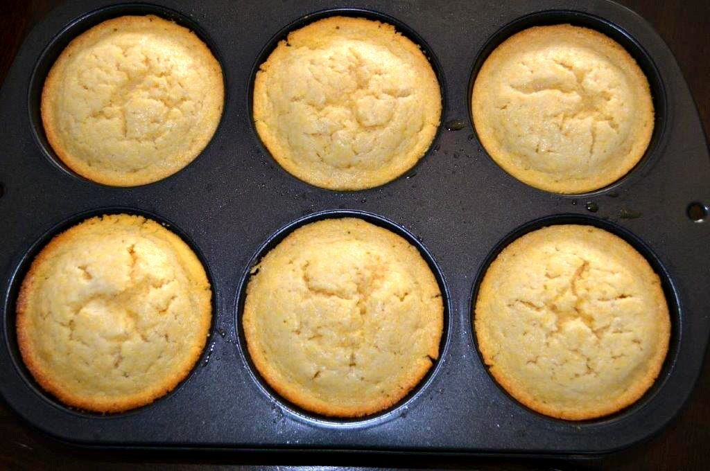 Flavorful and moist Cornbread