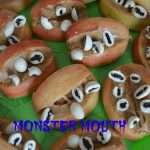 Monster Mouth Apples